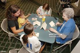 Adele Robinson, a resident of Falmouth House at Ocean View, Natalie... News  Photo - Getty Images