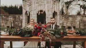 This elegant 'Harry Potter' wedding concept will make you want to Apparate  right down the aisle | wbir.com