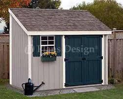 storage utility garden shed building