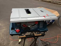 Bosch 4100 09 10 Inch Table Saw My First Experience Woodworking Talk