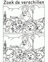 Sinterklaas Kleurplaat Grootenmensen Check More At Https