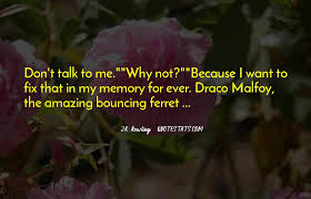 top all draco malfoy quotes famous quotes sayings about all