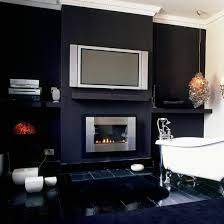 fireplace wall mount