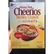 general mills cheerios honey nut