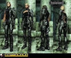 nightshade armor the elder scrolls iv