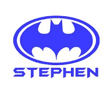 Batman Decal For Yeti Batman Sticker For Car Truck Tumbler Travel Mug Ebay