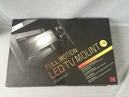 wall full motion led tv mount 23