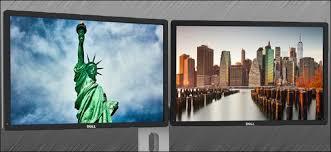 multiple monitors in windows 7