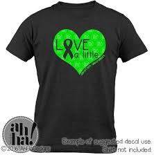 Dwarfism Awareness Love A Little Iron On Heart Iron On Decal Etsy