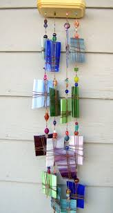 recycled stained glass