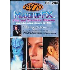 makeup fx zazzo dvd 70 min mfx dvd