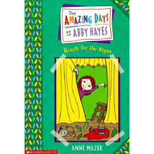 Amazing Days of Abby Hayes, the #03 : Reach for the Stars - Walmart.com -  Walmart.com