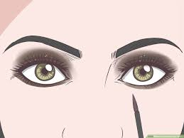 how to determine eye shape with