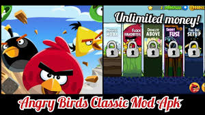 ANGRY BIRDS CLASSIC HACK MOD APK [Unlimited Money] trong 2020