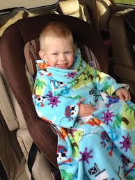 warm winter car seat cover for toddler