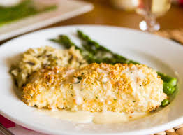 Easy macadamia crusted halibut with ...