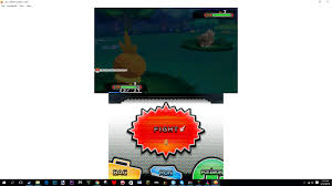 Citra - Pokemon Omega Ruby In-Battle with Shader Cache - Imgur