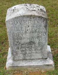 Covert Wesley Williamson (1885-1933) - Find A Grave Memorial