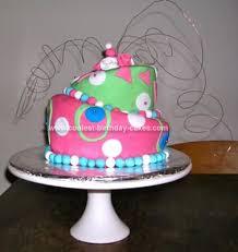 coolest topsy turvy seuss cake