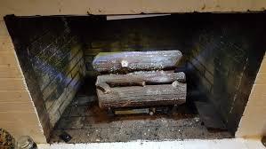 all season service gas fireplace