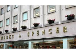 this is marks and spencer in bedford