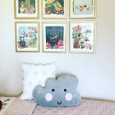 Beautiful Travel Themed Kids Room Grey Cloud Pillow Trendy Rooms For Kids Children Decor Kids Interi Themed Kids Room Travel Themed Room Toddler Room Decor