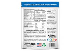 jay robb egg white protein reviewed in