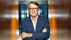 Interview: bailouts put us on the path to Brexit, says Peter Mandelson |  Business | The Sunday Times