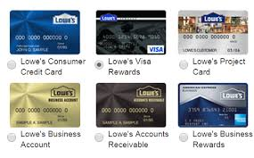 gift cards to pay lowes credit card