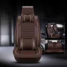 new pu leather car seat cover for honda