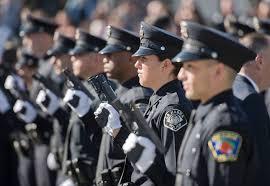graduate police academy