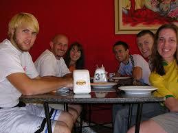 Aaron, Jordan, Derek, and Lacey in the Foz | Unfortunately, … | Flickr