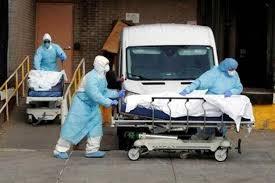 Casi 800 muertos en 24 horas por pandemia, récord en Nueva York