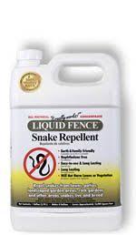 Liquid Fence Snake Repellent 1 Gallon Concentrate Repellent Pest Control Pests