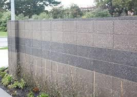 Stylish Painting Exterior Concrete Block Walls Ideas Cinder Block Walls Concrete Block Walls Concrete Blocks