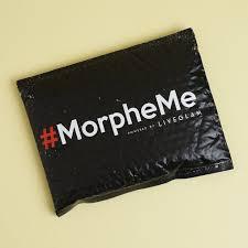 liveglam morpheme brush club may 2020