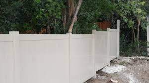 Dealing With A Change Of Elevation Building A Step Fence