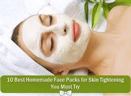 10 best homemade face packs for skin