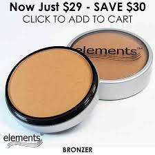 elements bronzer stella s
