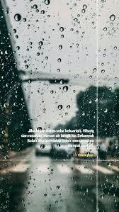 best quotes hujan ideas quotes cinta quotes
