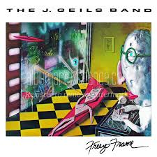 freeze frame by the j geils band