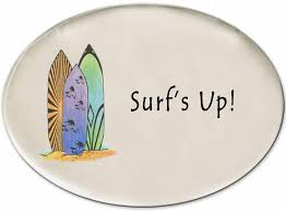 3127c surfboard surf s up disk magnet