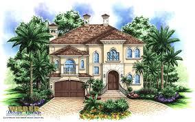 california house plan coastal home