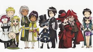 262 black butler hd wallpapers