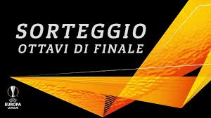 LIVE - SORTEGGIO OTTAVI DI FINALE EUROPA LEAGUE 2019/2020 - YouTube