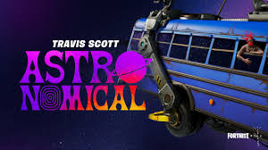 Fortnite: Travis Scott Astronomical was a spectacle to behold