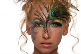 wild makeup shoot