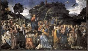Vita di Gesù - Affreschi Cappella Sistina | Michelangelo e la Cappella  Sistina