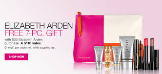 elizabeth arden gift with any 35