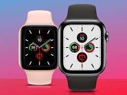 Apple Watch Series 4 vs Apple Watch ...